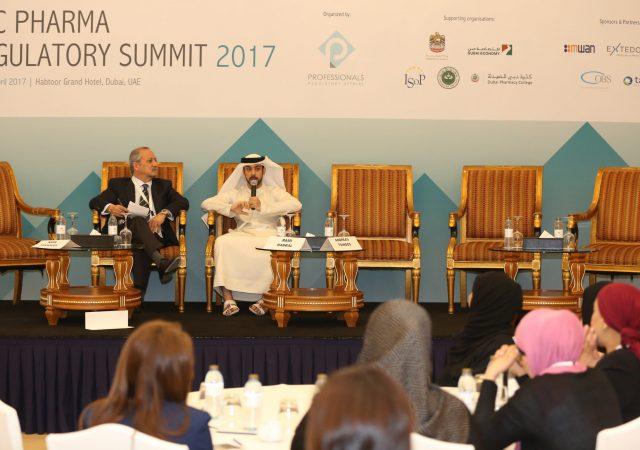 GCC Regulatory Affairs Pharma Summit 2017-PRA]=