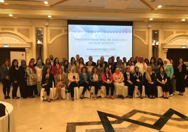 GCC Regulatory Affairs pharma summit2018 -PRA